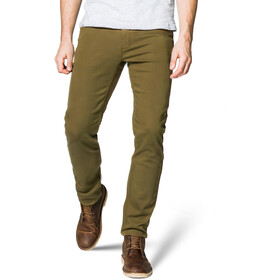 DUER No Sweat Pantalon Slim Homme, tobacco